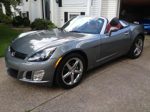 2007 saturn sky red line 1g8mg35x27y132719 registry the kappa registry. Black Bedroom Furniture Sets. Home Design Ideas