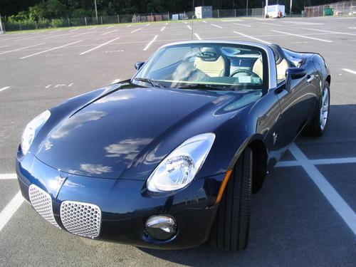 Northern California 2005 Pontiac Solstice 2 4l: 2006 Pontiac Solstice (1G2MB33B86Y000014) : Registry : The