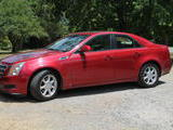 2008 Cadillac CTS Red Tint Alan Cohee