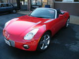 2007 Pontiac Solstice Red Original Paint Al Meyer