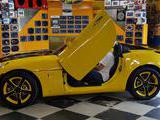 2007 Pontiac Solstice Mean Yellow W Black Detail Edward Thibodo