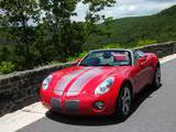 2008 Pontiac Solstice Aggresive RED Robert Whitaker
