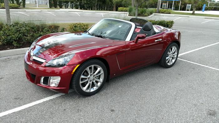 2009 saturn sky red line 1g8mv35xx9y104093 registry the kappa registry. Black Bedroom Furniture Sets. Home Design Ideas