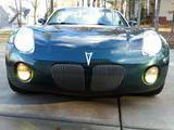 2007 Pontiac Solstice Envious Emerald Green Metalli Gorrell Thompson