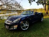 2009 Saturn Sky Red Line Evening Blue Ron Howard
