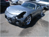 2007 Pontiac Solstice Gray Unknown Kappa Owner