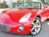 2006 Pontiac Solstice Aggressive Unknown Kappa Owner
