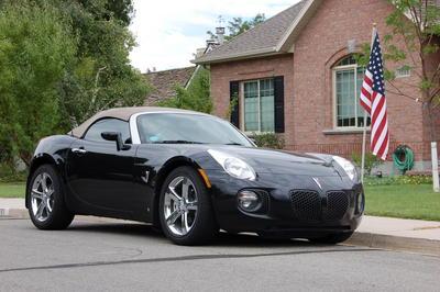 Registry: 2007 Pontiac Solstice